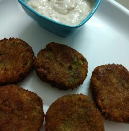Vegetable Croquettes - Yummy Snacks