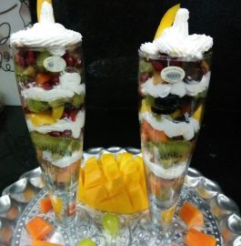 Fruits Truffle : A Colourful Tasty Delight