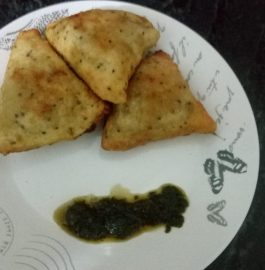 Samosa - Mouth Watering Snack
