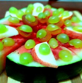 Fruit Pizza - Impressive and Quick