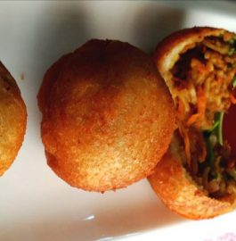 Maggie Bread Vada or Pakore- Quick Recipe