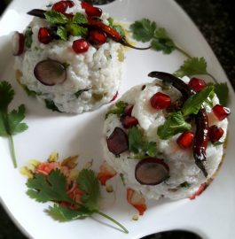 Fruits Curd Rice