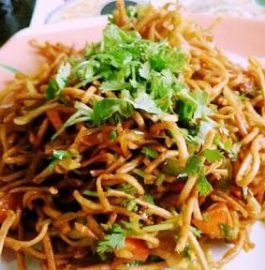Chinese Bhel - Chatpata Snacks