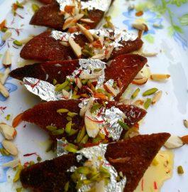 Shahi Tukda - Instant Dessert