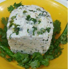 Masala Raw Paneer - Yum Salad Ingredient
