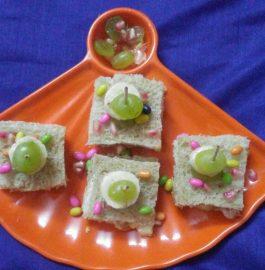 Fruit Sandwich - Summer Special!!!