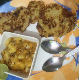 Lauki Samak Pancakes - Vrat Recipe!