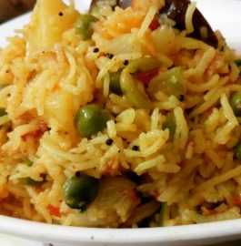 Tawa Pulav - Spicy And Healthy Treat