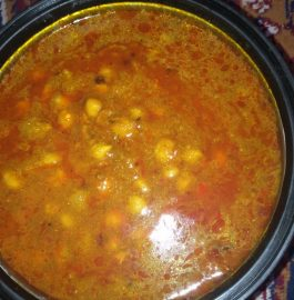Chhole Curry - Mouth Watering Dish