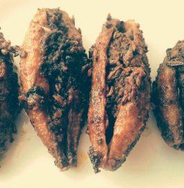 Bharwan/ Stuffed Karele - Healthy Recipe!