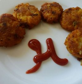 Leftover Khichdee Cutlets - Yummy Snack