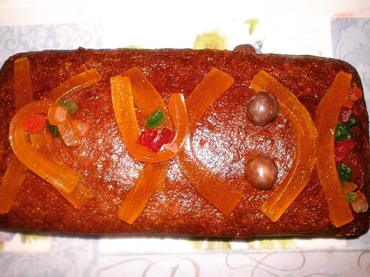 Semolina Coconut Cake Recipe