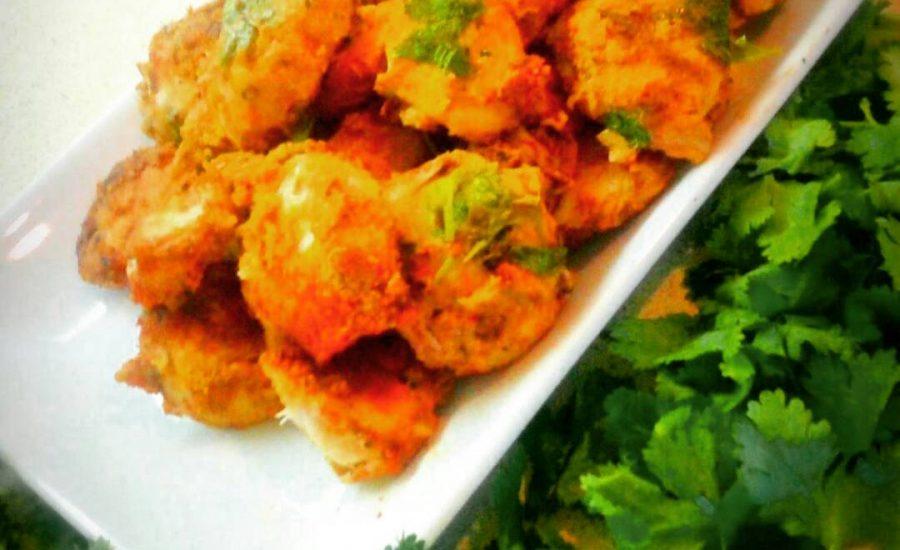 Chatpati Masaledaar Arbi - Healthy Curry