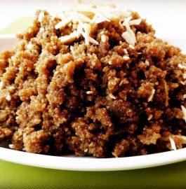 Bajra Choorma - Delicious Sweet Dish