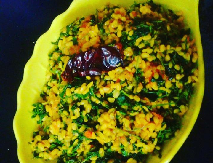 Mogar Methi Curry Recipe