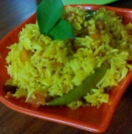 Fried Rice - Leftover Rice Recipe!!!