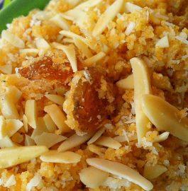 Corn Flakes Choorma - Delicious Snacks