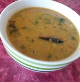 Mixed Dal Tadka - Flavorsome And Healthy