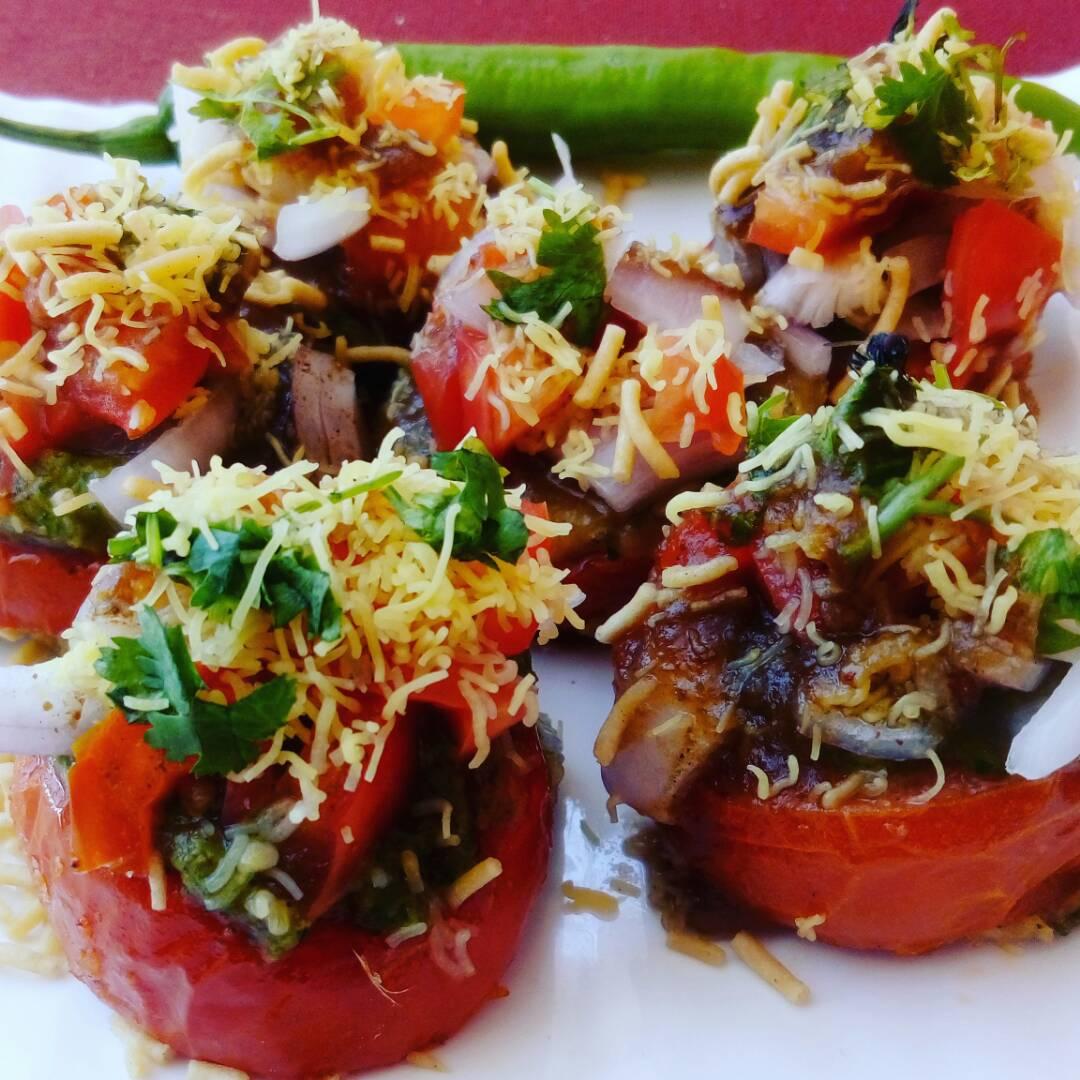 Indori Tamatar Chaat Recipe | Zayka Ka Tadka