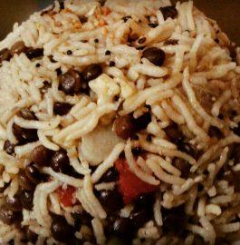 Whole Masoor Pulav Recipe