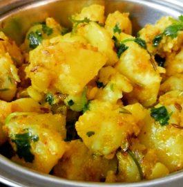 Aloo Ki Sabzi Recipe