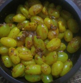Grapes Pickle