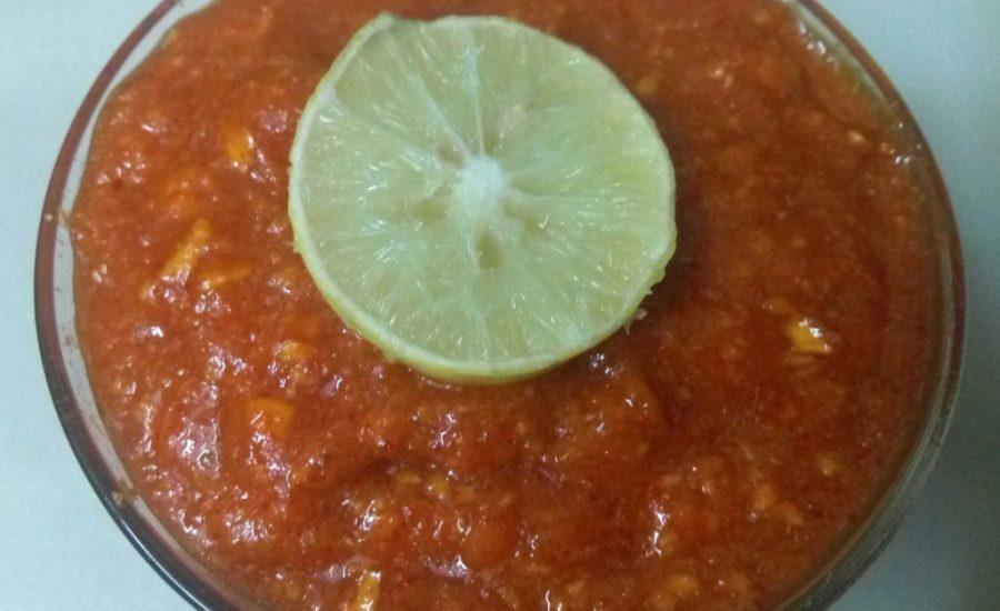 Instant Lemon Chutney/ Pickle - Easy Recipe
