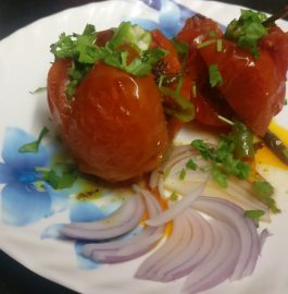 Spicy And Tangy Tomato Recipe