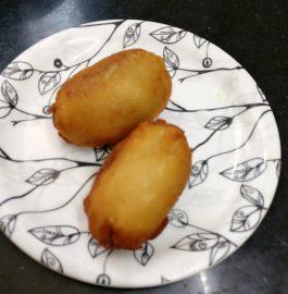 Kaju Bread Roll - Delicious Snack