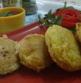 Stuffed Oats Hung Curd Kabab - Tasty Bite