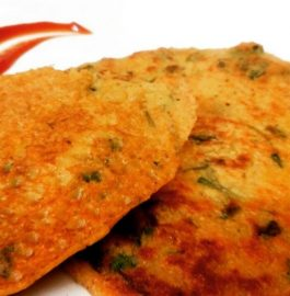 Moong Dal Pancakes Recipe