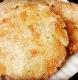 Rajgira Puri Recipe