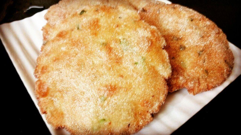 Rajgira Puri Recipe