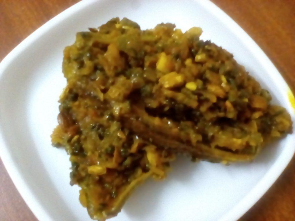 Karela Recipe Stuffed