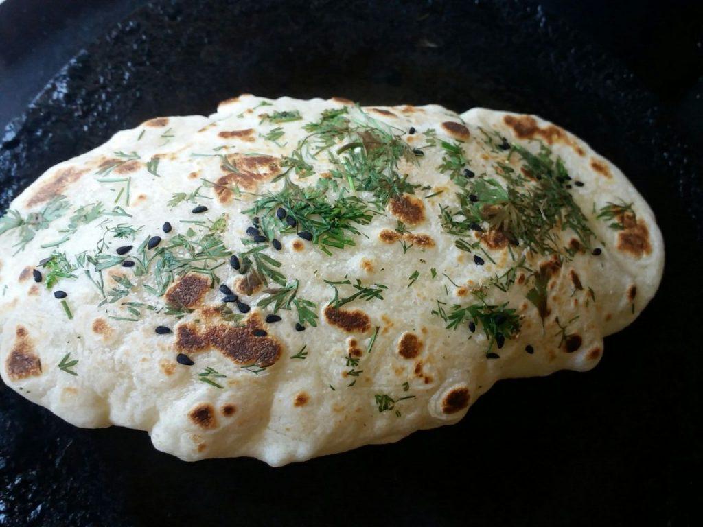 tawa Kulcha Recipe