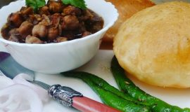 Chole Bhature In Punjabi Style Recipe