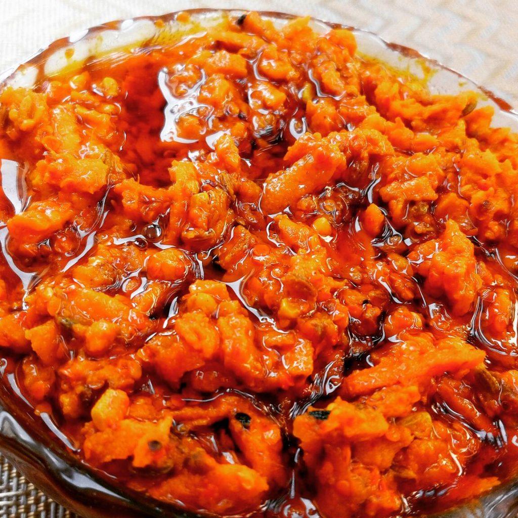 Kacchi Haldi Ka Achar Recipe
