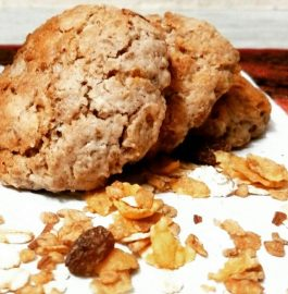 Muesli Cookies Recipe