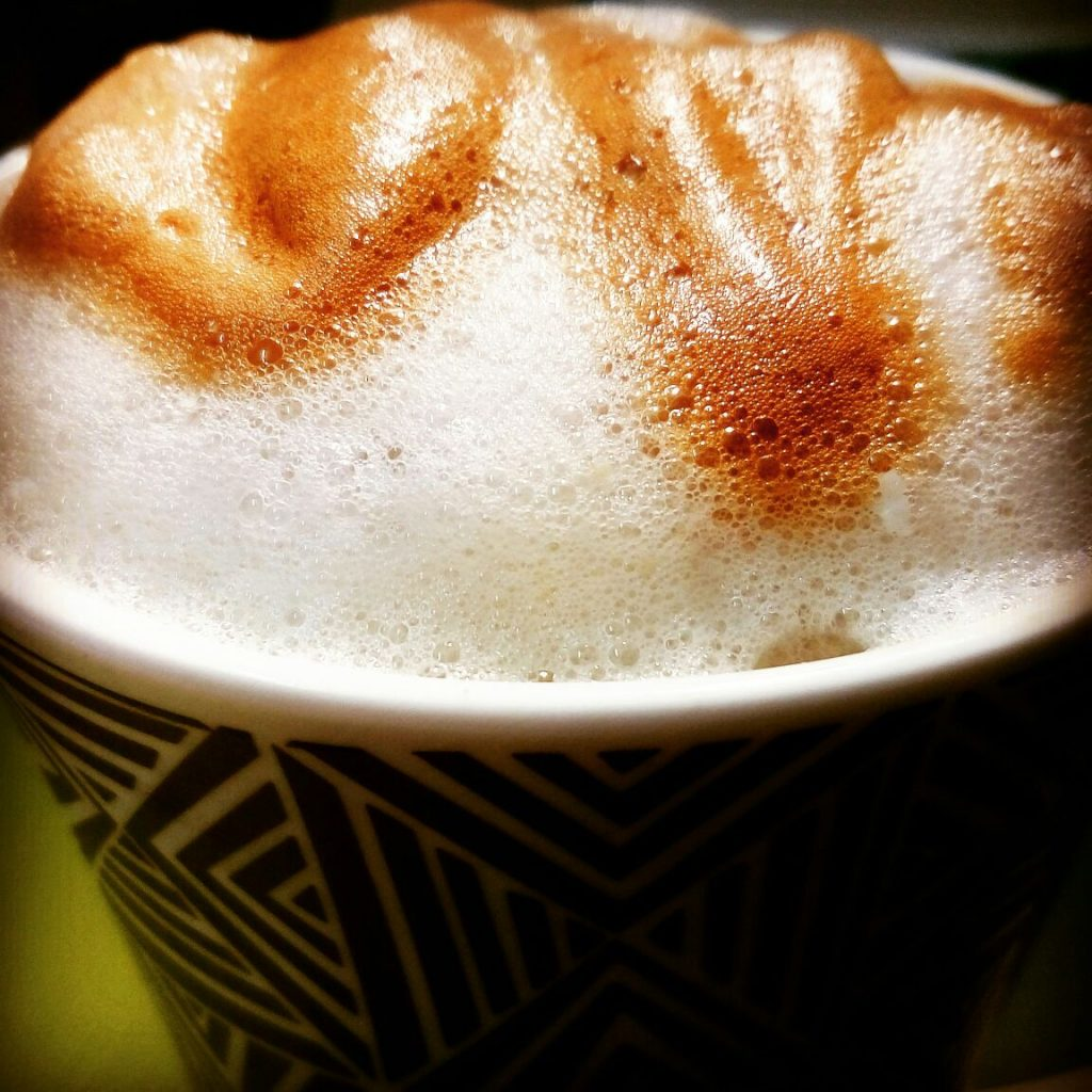 Coffee Cappuccino Recipe