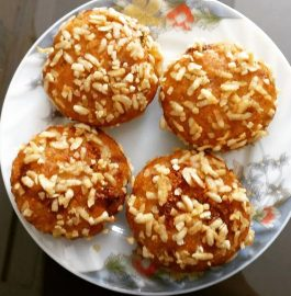 Veggie Poha Cutlet Recipe