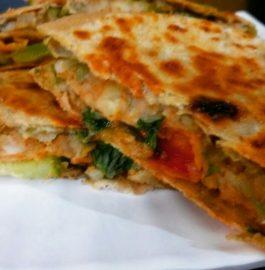 Left Over Roti Sandwiches Recipe
