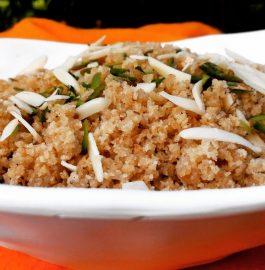 Left Over Roti Choorma Recipe