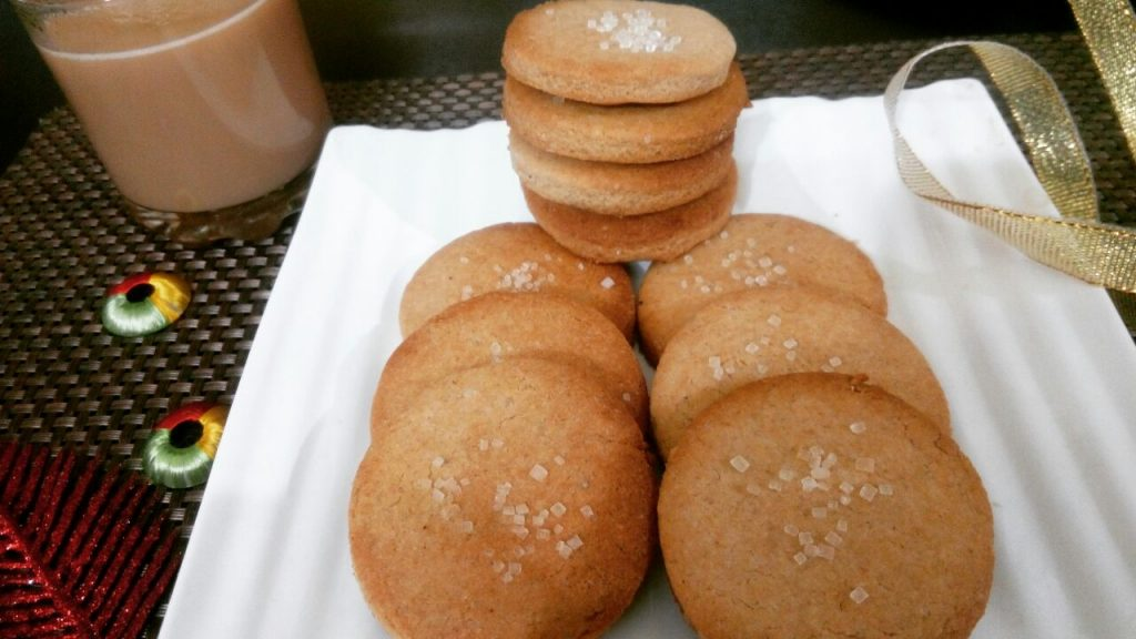 Wheat Flour Biscuits Recipe