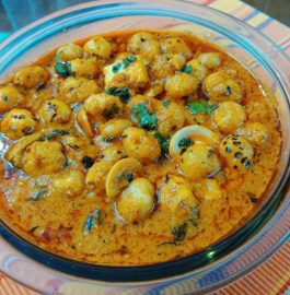 Makhana And Paneer Curry Recipe