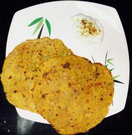 Dahi Dhapatey Recipe