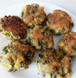 Veg Cutlets From Leftover Pasta Recipe