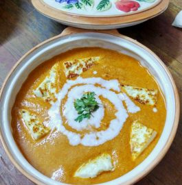 Shahi Paneer Curry Recipe