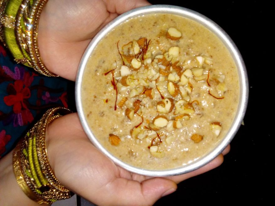 Sabudana Dates Kheer Recipe