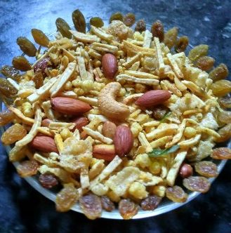 Jhatpata Mixture Recipe