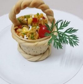 Basket of Bhel Recipe